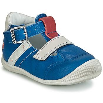 Čevlji  Dečki Sandali & Odprti čevlji GBB BALILO Modra / Siva / Rdeča