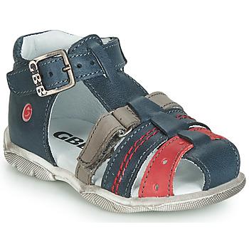 Čevlji  Dečki Sandali & Odprti čevlji GBB ARIGO Modra