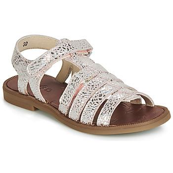 Čevlji  Deklice Sandali & Odprti čevlji GBB KATAGAMI Rožnata
