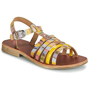 Čevlji  Deklice Sandali & Odprti čevlji GBB BANGKOK Večbarvna