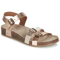 Čevlji  Deklice Sandali & Odprti čevlji GBB BIGA Rožnata