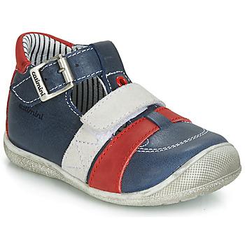 Čevlji  Dečki Sandali & Odprti čevlji Catimini TIMOR Rdeča