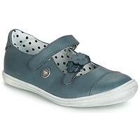 Čevlji  Deklice Balerinke Catimini MALANG Modra