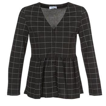 Oblačila Ženske Topi & Bluze Betty London JILIU Črna