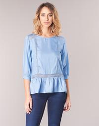 Oblačila Ženske Topi & Bluze Betty London KOCLE Modra