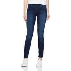 Oblačila Ženske Jeans skinny Wrangler High Rise Skinny Subtle Blue W27HX786N navy