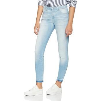 Oblačila Ženske Jeans skinny Wrangler Skinny Sunkissed W28KLE86K blue