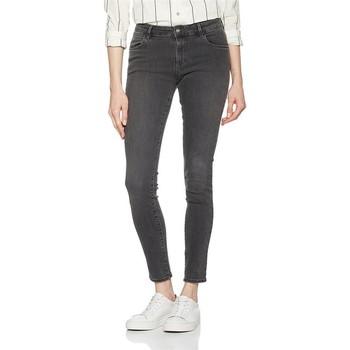 Oblačila Ženske Jeans skinny Wrangler Skinny Ash W28KLX86O grey
