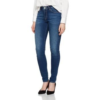 Oblačila Ženske Jeans skinny Wrangler ® Skinny Authentic Blue 28KX785U blue