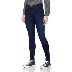 Oblačila Ženske Jeans skinny Wrangler Super Skinny True Beauty W29JBV94Z navy