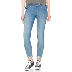 Oblačila Moški Jeans skinny Wrangler Super Skinny W29JPV86B blue