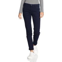Oblačila Ženske Kavbojke slim Lee ® Chino Herringbone 310YKMF blue