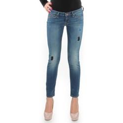 Oblačila Ženske Jeans skinny Lee Lynn Skinny L357DNXA blue