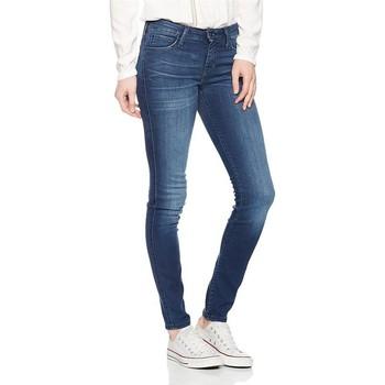 Oblačila Ženske Kavbojke slim Lee Scarlett Skinny L526AIFB blue