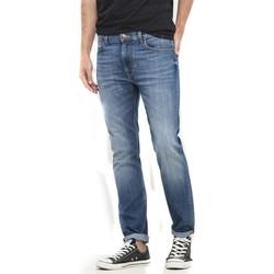 Oblačila Ženske Kavbojke slim Lee Rider L701ACDK blue