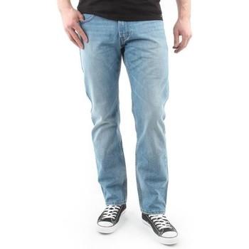 Oblačila Moški Jeans straight Lee Spodnie Męskie  Blake blue