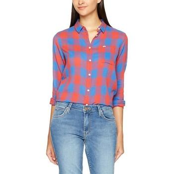 Oblačila Ženske Srajce & Bluze Lee Ultimate Shirt L47ISISG Multicolor