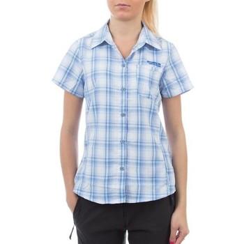 Oblačila Ženske Srajce & Bluze Regatta Tiro Vivid Viola RWS025-48V blue