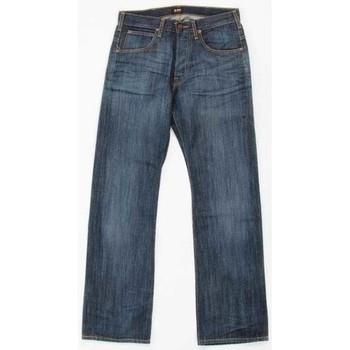 Oblačila Moški Jeans straight Lee JOEY 719CRSD blue