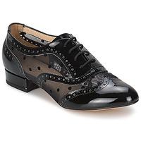 Čevlji  Ženske Čevlji Richelieu Fericelli ABIAJE Črna