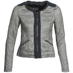 Oblačila Ženske Jakne & Blazerji One Step VALSE Siva