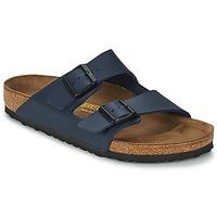 Čevlji  Moški Natikači Birkenstock ARIZONA LARGE FIT Modra