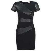 Oblačila Ženske Kratke obleke Moony Mood JOULOU Črna