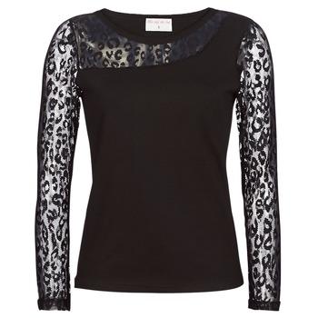Oblačila Ženske Topi & Bluze Moony Mood JOULETTE Črna