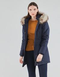 Oblačila Ženske Parke Only ONLKATY Modra
