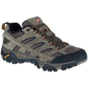 Čevlji  Moški Pohodništvo Merrell Moab 2 Ventilator Siva