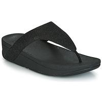 Čevlji  Ženske Japonke FitFlop LOTTIE GLITZY Črna