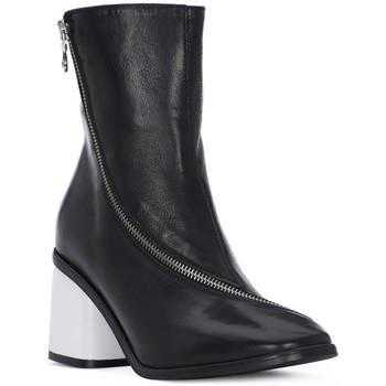Čevlji  Ženske Gležnjarji Juice Shoes TEVERE NERO Nero