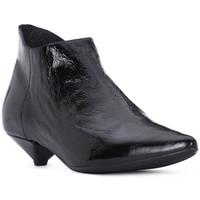 Čevlji  Ženske Nizki škornji Juice Shoes NAPLAK NERO Nero