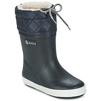 Čevlji  Otroci Škornji za sneg Aigle GIBOULEE Bela
