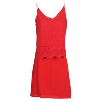 Oblačila Ženske Kratke obleke Betty London KULIA Rdeča
