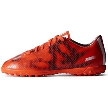 Čevlji  Otroci Nogomet adidas Originals F10 TF J Črna, Oranžna