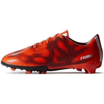 Čevlji  Otroci Nogomet adidas Originals F10 FG J Črna,Oranžna
